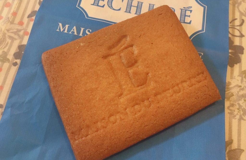 エシレバターのクッキー