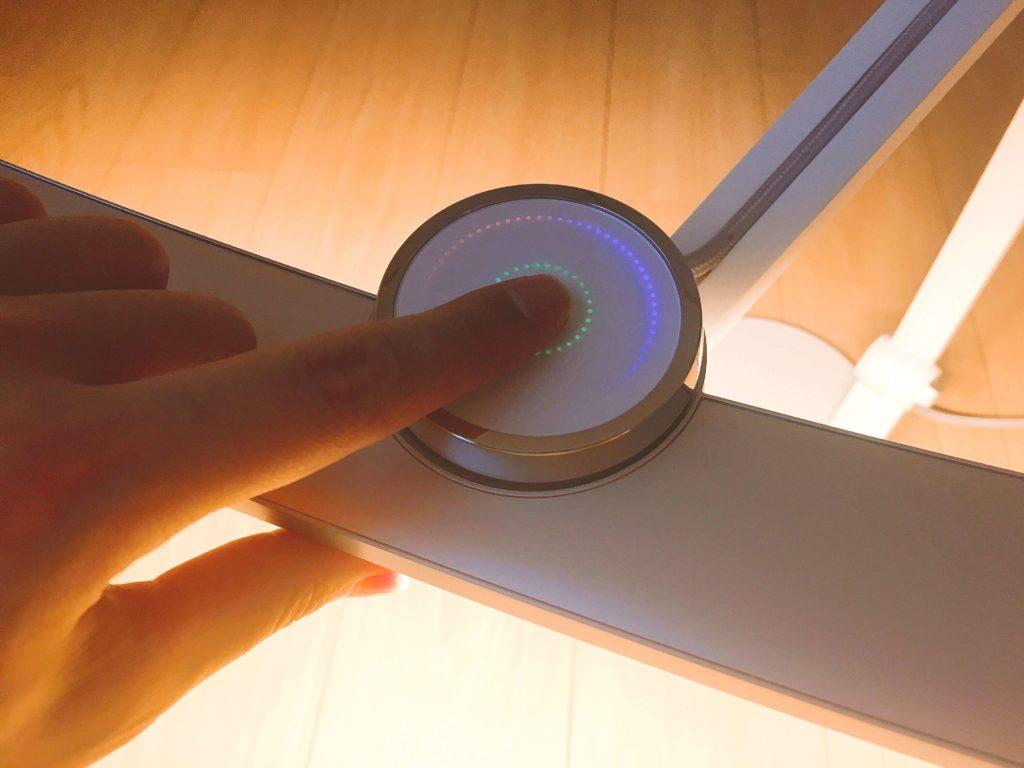 マインドデュオ(MindDuo)は便利なデスクライト