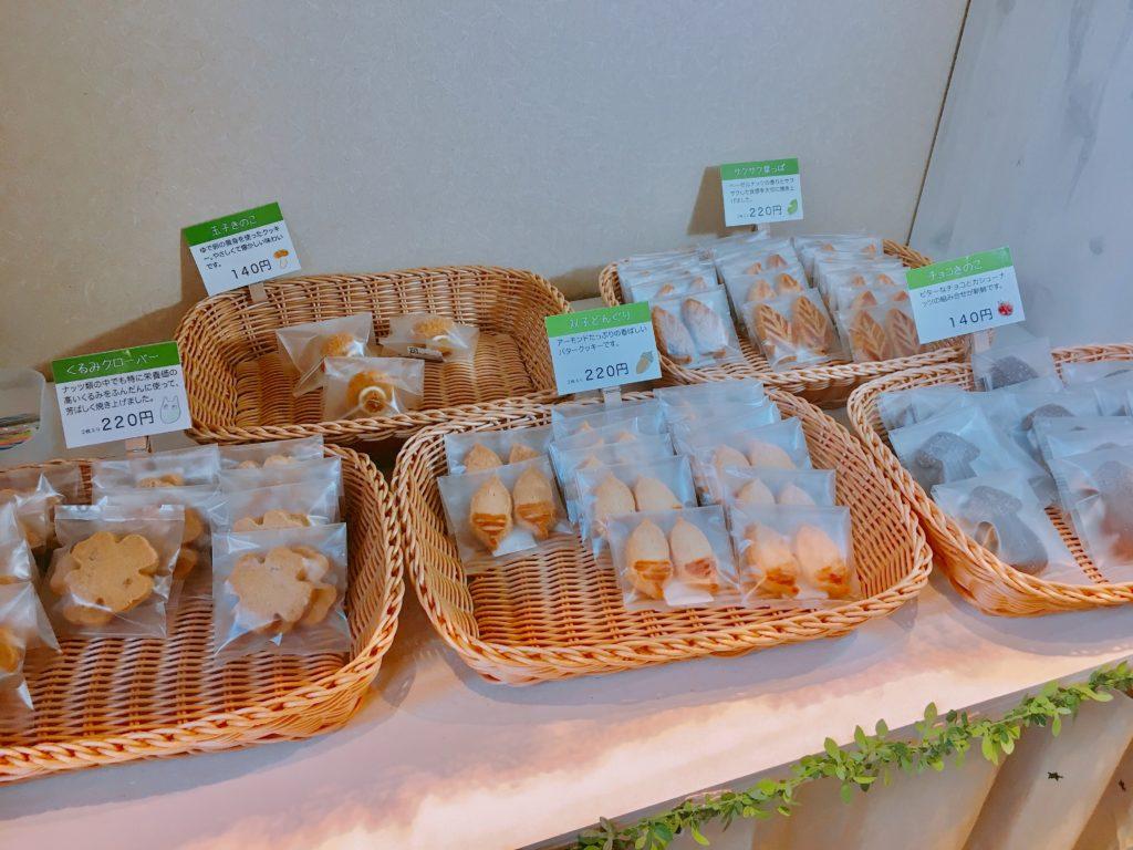 トトロのクッキーやサブレ