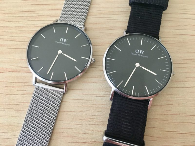 ダニエルウェリントンのメンズ腕時計を徹底解説レビュー