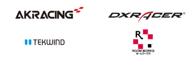 AKRacingのテックウインドとDXRACERのルームワークス