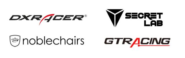 海外ではAKRacingに比較してDXRACERや他メーカーが人気