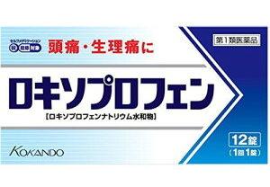 ロキソプロフェン錠 クニヒロ