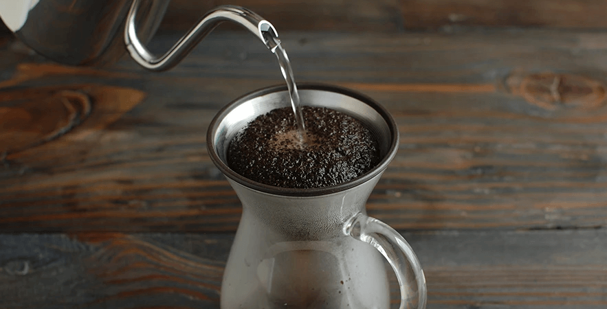 KINTOでコーヒーを淹れる