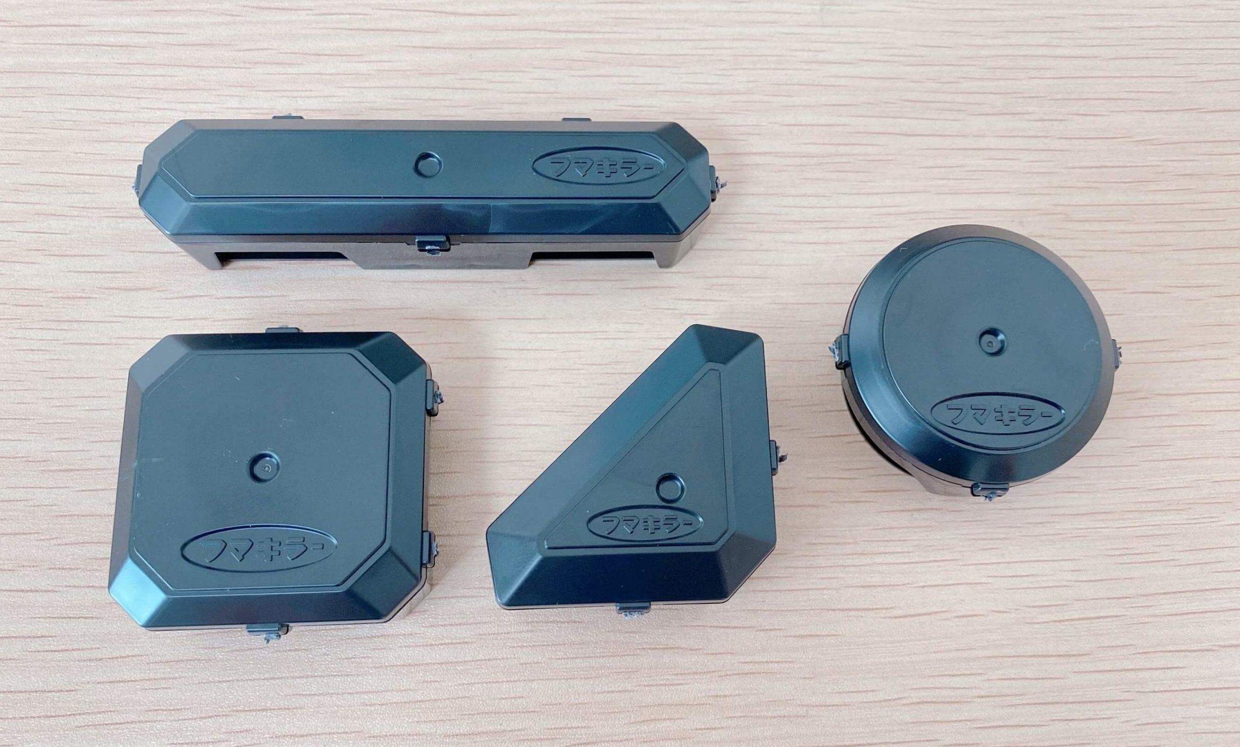 ゴキファイタープロの形状