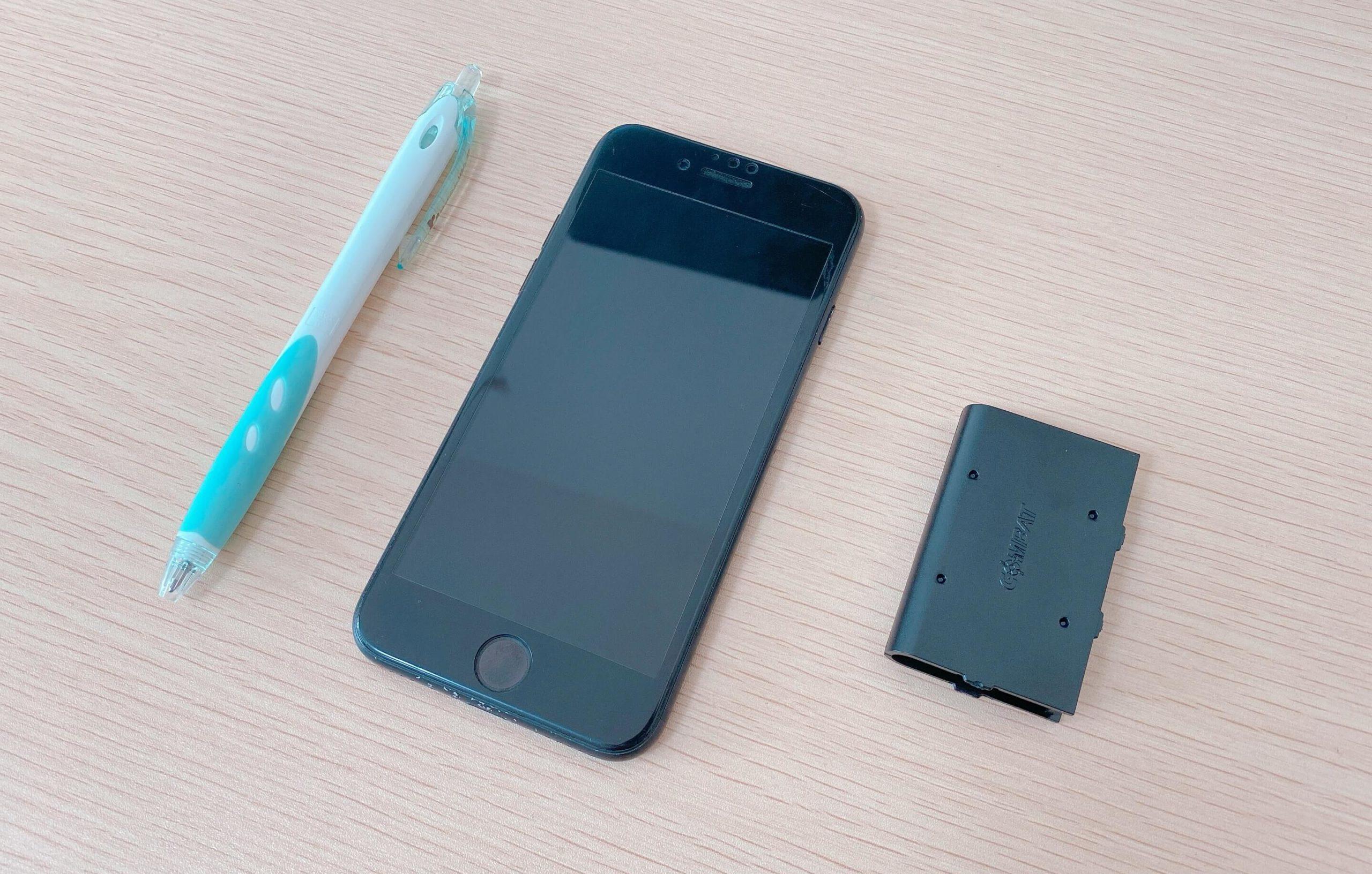 コンバットスマートタイプのサイズを比較