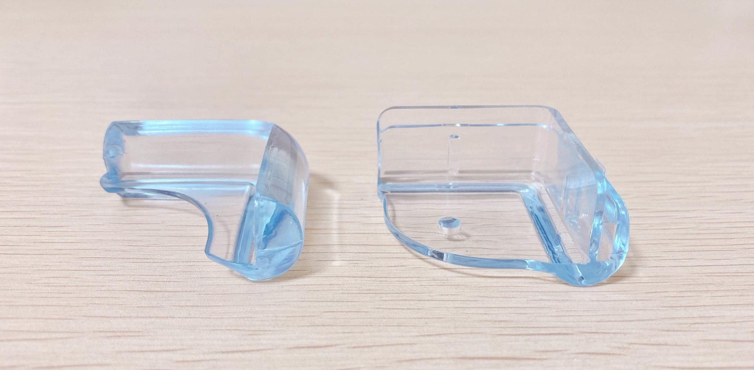 透明なコーナーガードを徹底比較