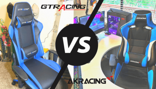 GTRACINGとAKRACINGの違いを比較していく分かりやすい記事