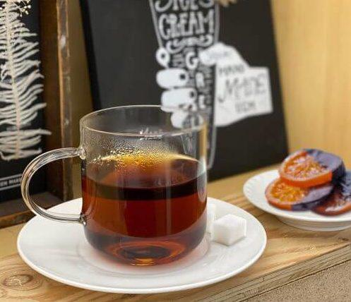 バグズファームの虫フン茶
