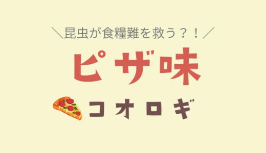 【美味しい?】ピザ味コオロギを食べてみた!昆虫食で日本の食文化を学ぼう【バグズファーム】