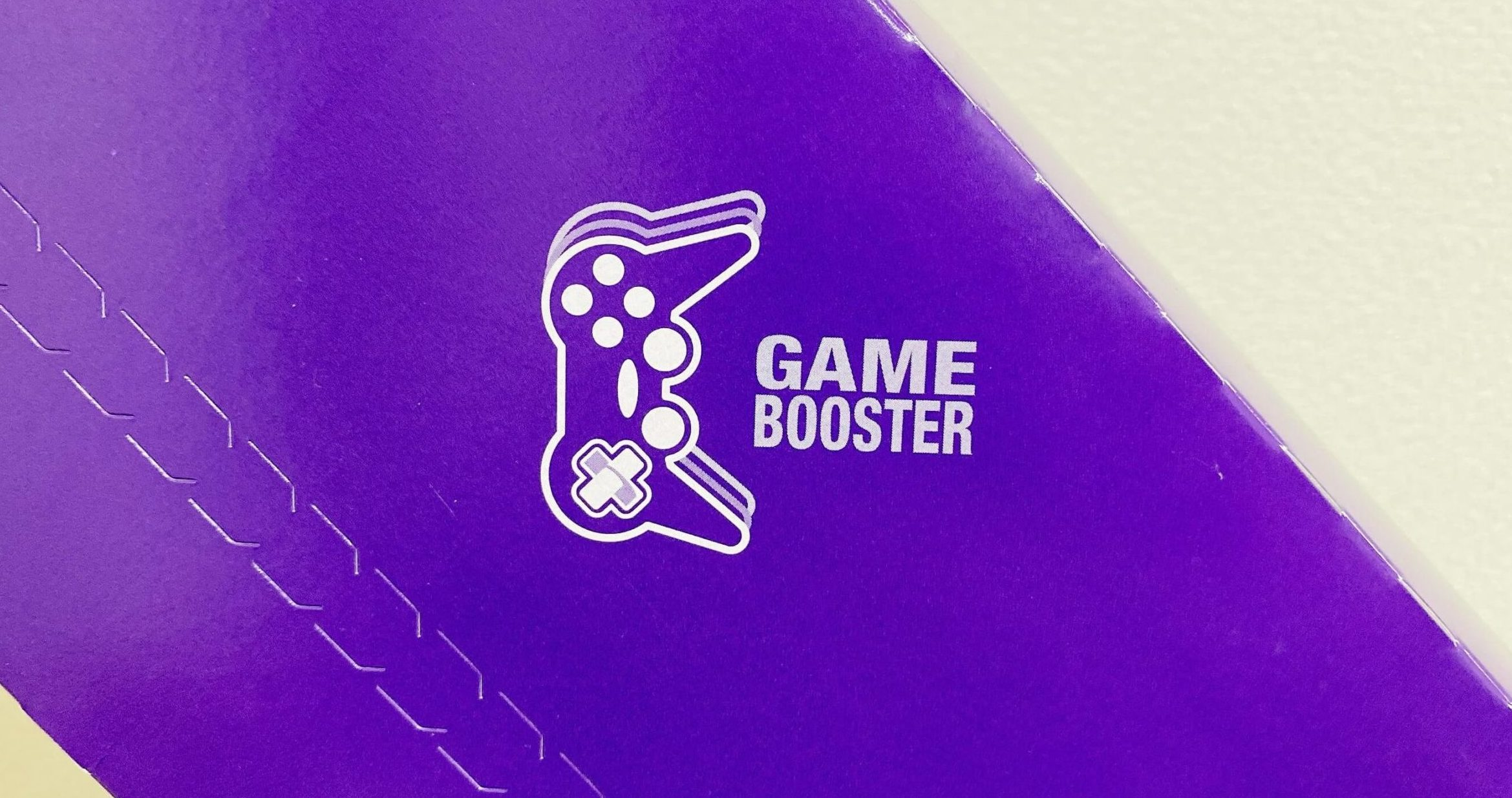 GAME BOOSTERのロゴ