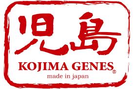 児島ジーンズのロゴ