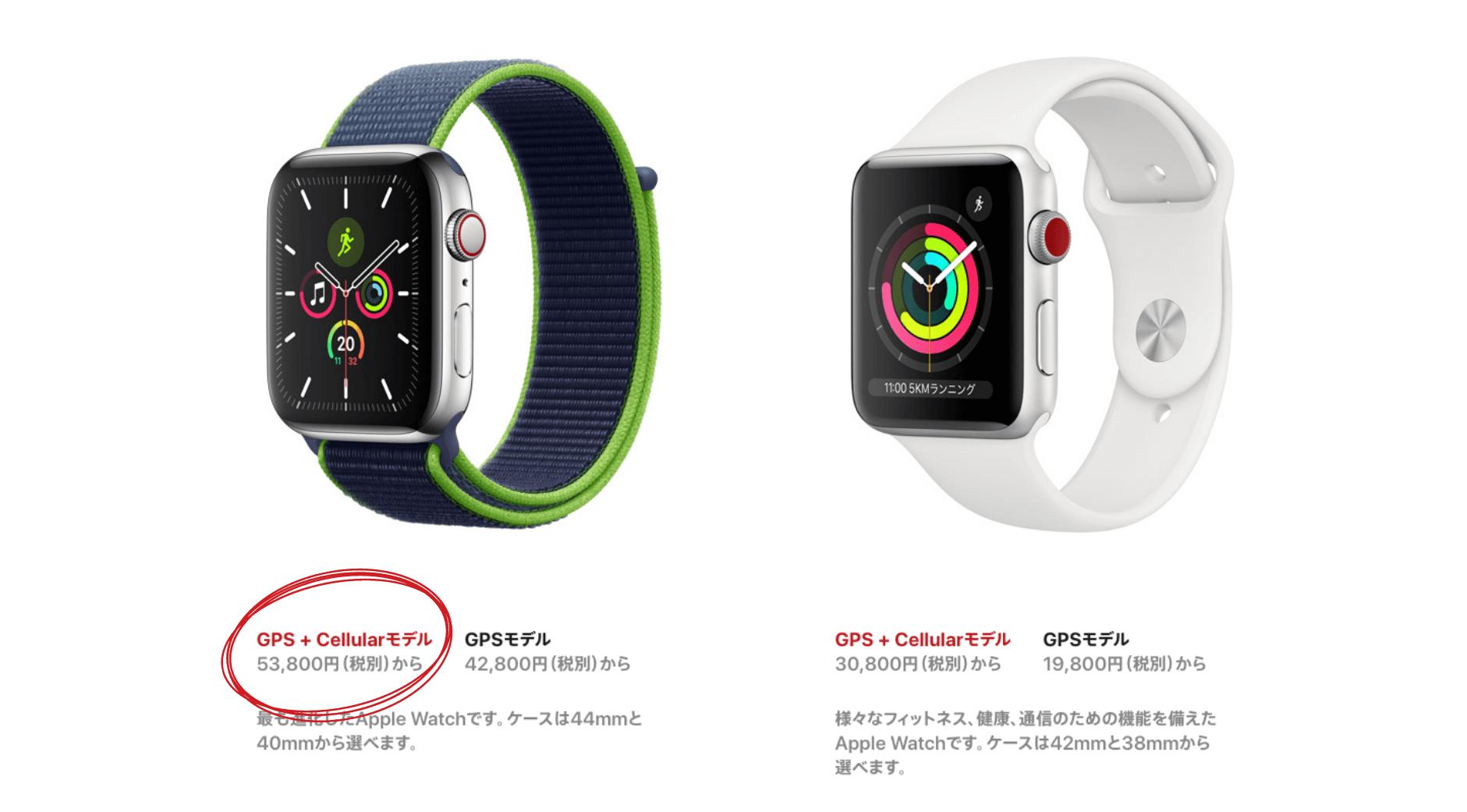 いらないと思われるApple Watchの最高価格