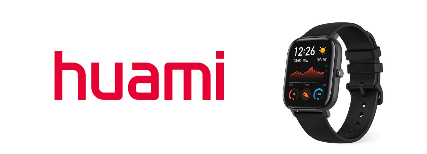 中国製スマートウォッチで高い商品開発力のHuamiのAmazfit