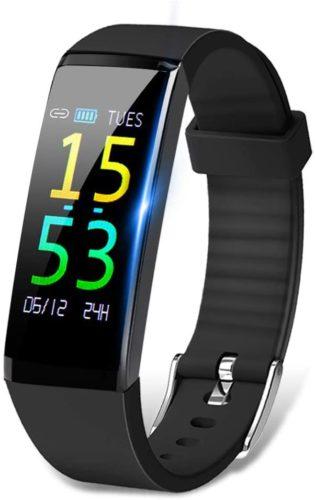 血圧を測定できるスマートウォッチitDEAL