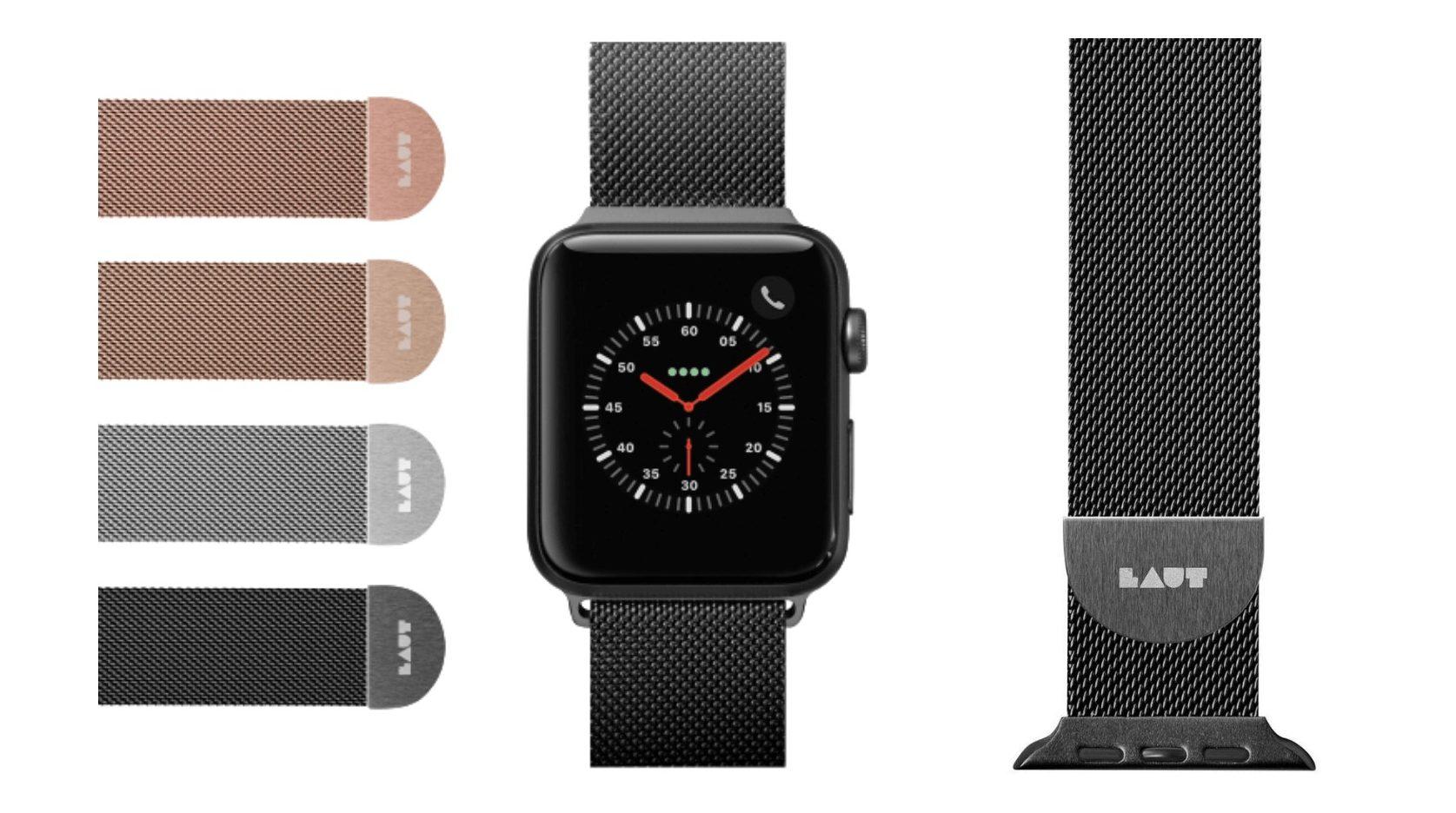 ビジネスに合うApple Watchのメッシュバンドの特徴