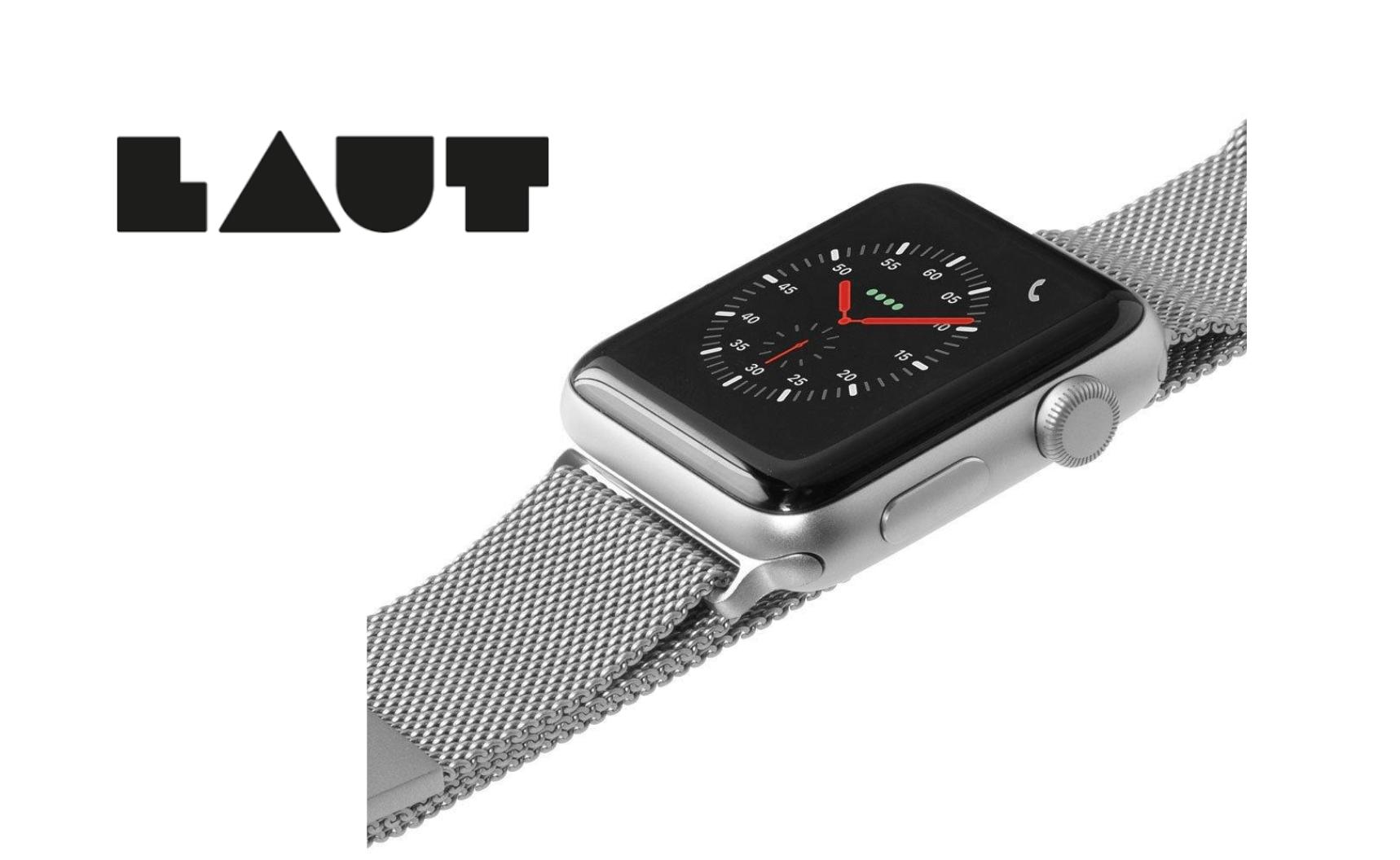ビジネスに合うApple WatchのLAUT製品