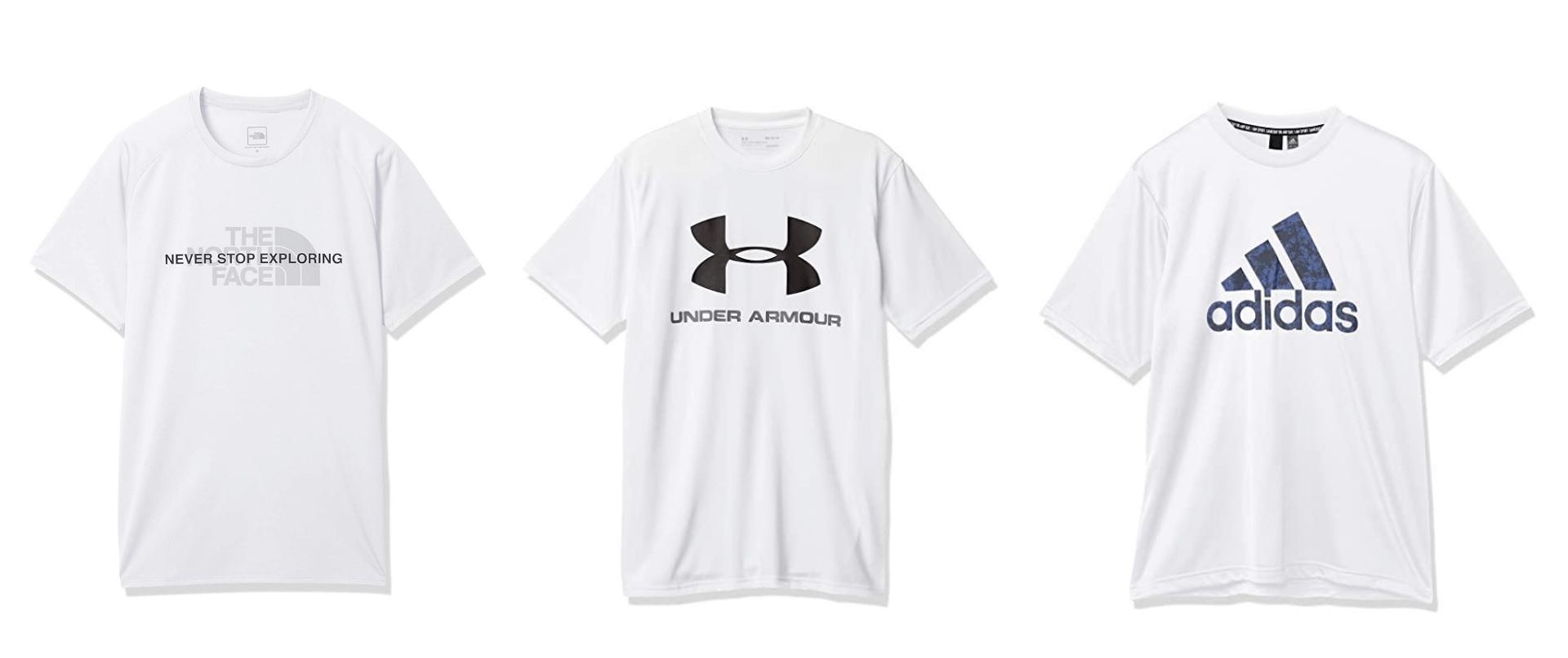 アマゾンファッションのTシャツ