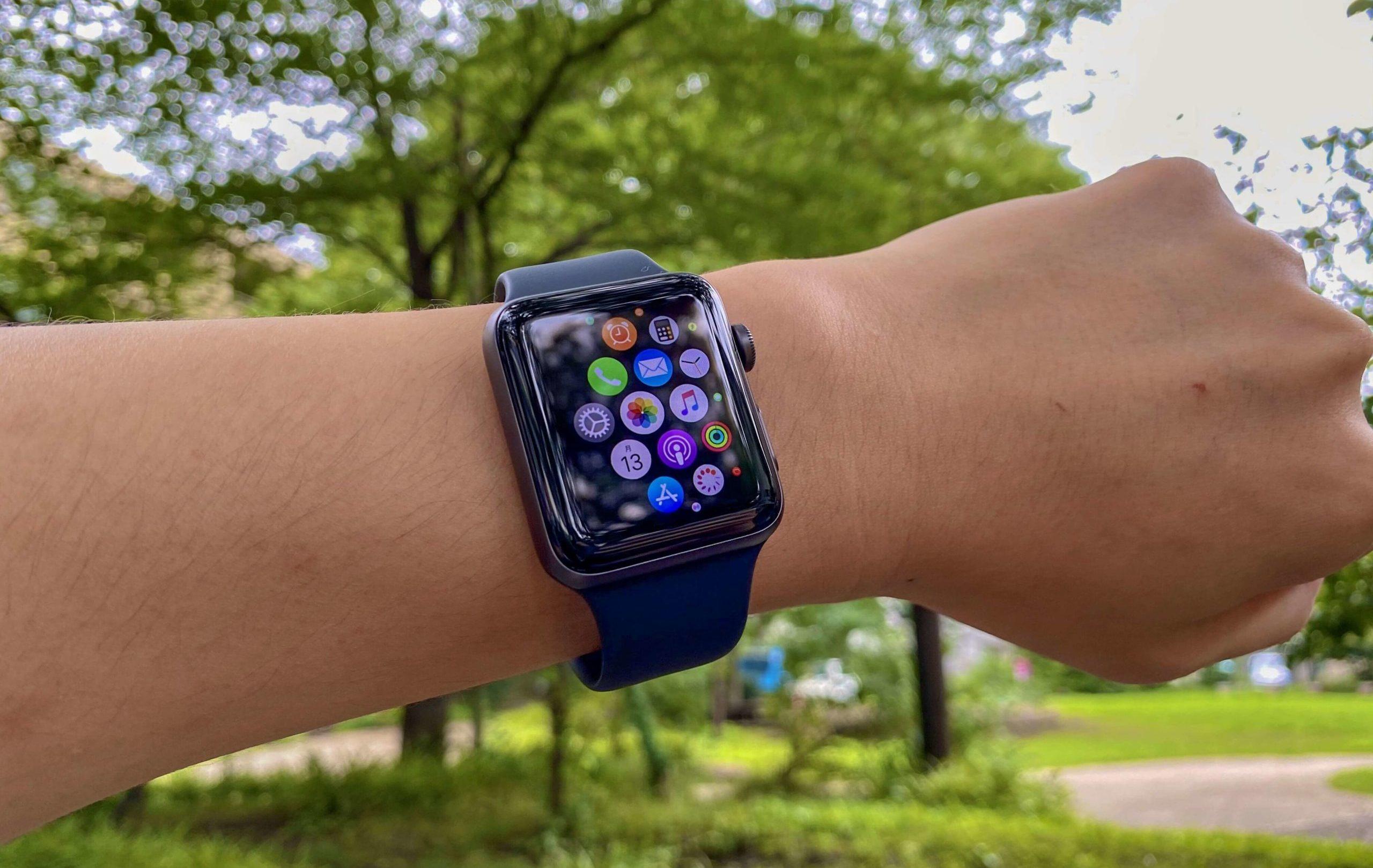 ビジネスにApple Watchを使う