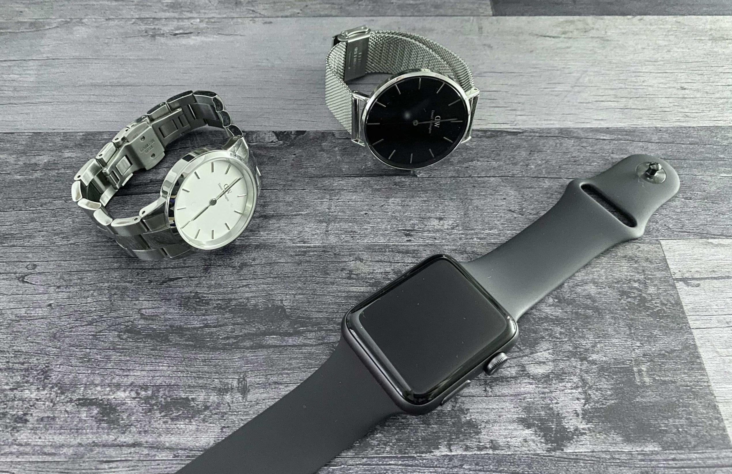 仕事に使うApple Watchを解説