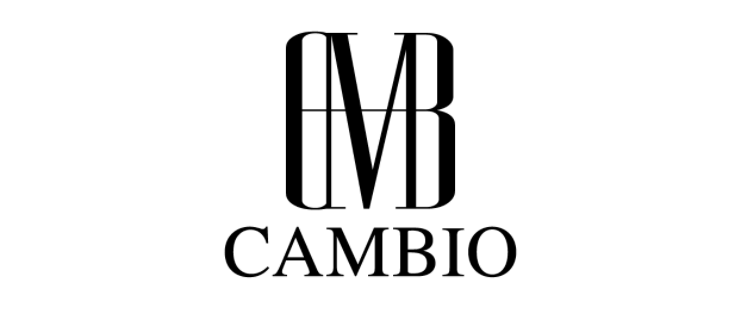 おすすめマネキン買いメンズ通販のカンビオのロゴ