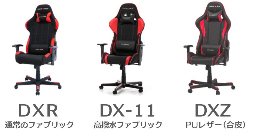 AmazonプライムデーのDXRACER