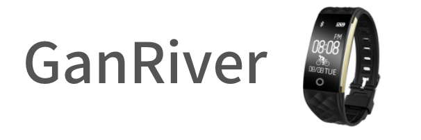 GanRiverのスマートブレスレット