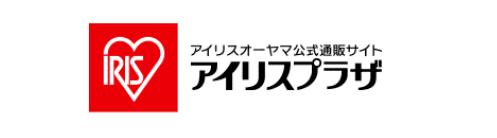 アイリスプラザのロゴ