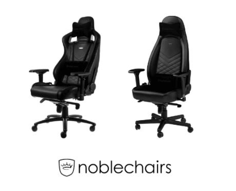 noblechairsの表面素材