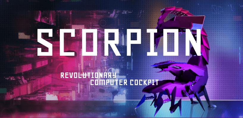 最高級ゲーミング環境のScorpion