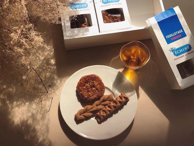 東急でエシレ通販した焼き菓子詰め合わせセット