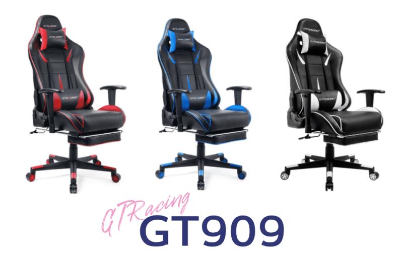 GT909のゲーミングチェア