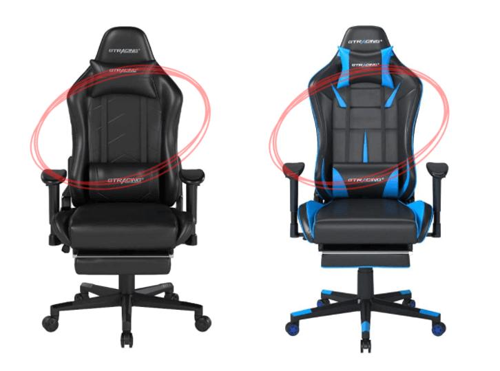 GT901とGT909の背面の違い