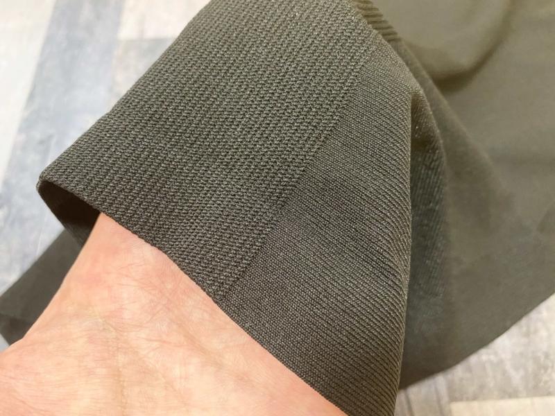 加圧シャツの通気性