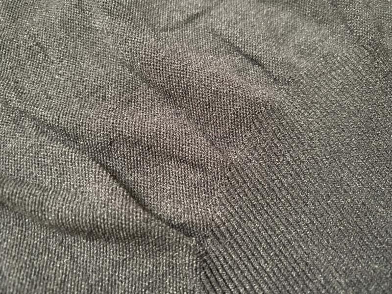 SASUKE加圧シャツの生地の素材