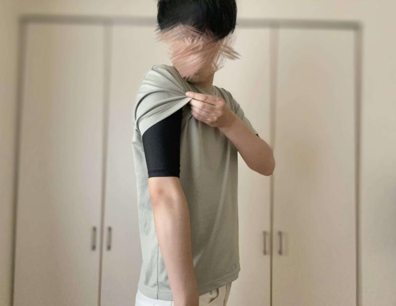 シックスチェンジの加圧シャツをレビュー