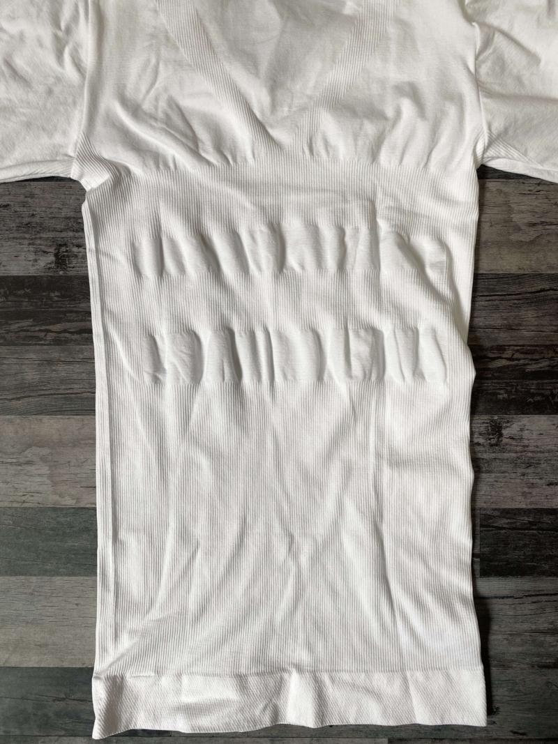 スパルタックス加圧シャツの縫製