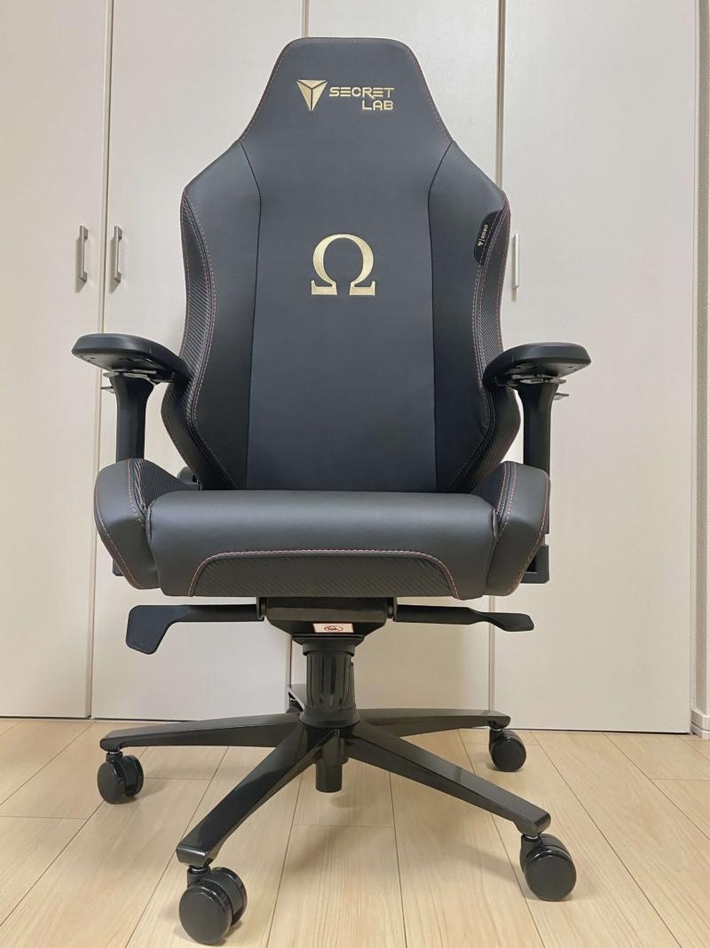 Secretlab Omegaのデザインと外観