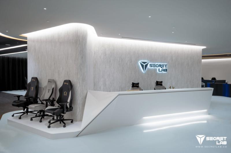 Secretlabの本社